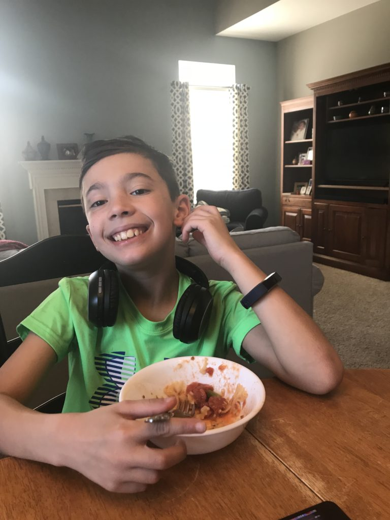 Kid Approved Pasta