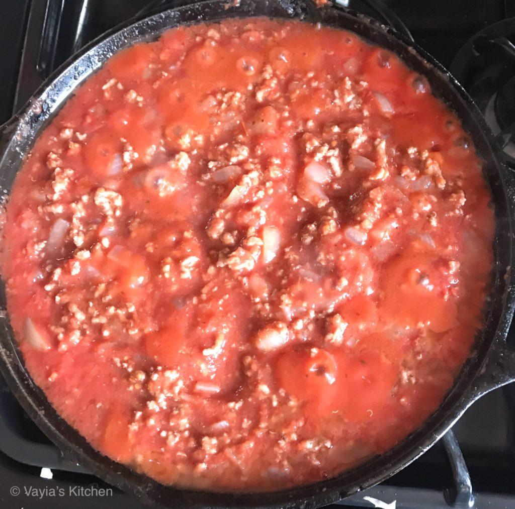 Vayia's Kitchen - Yiayia's Pastitsio Recipe