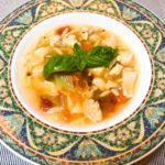 Delicious Homemade Vegetable Soup