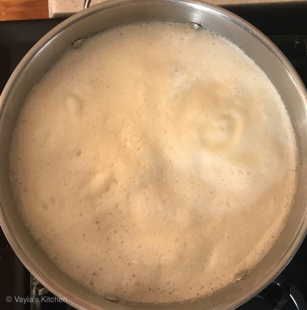 Greek Meatball Soup - Youvarlakia with Avgolemono