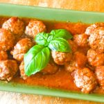 Tasty Instant Pot Greek Meatballs