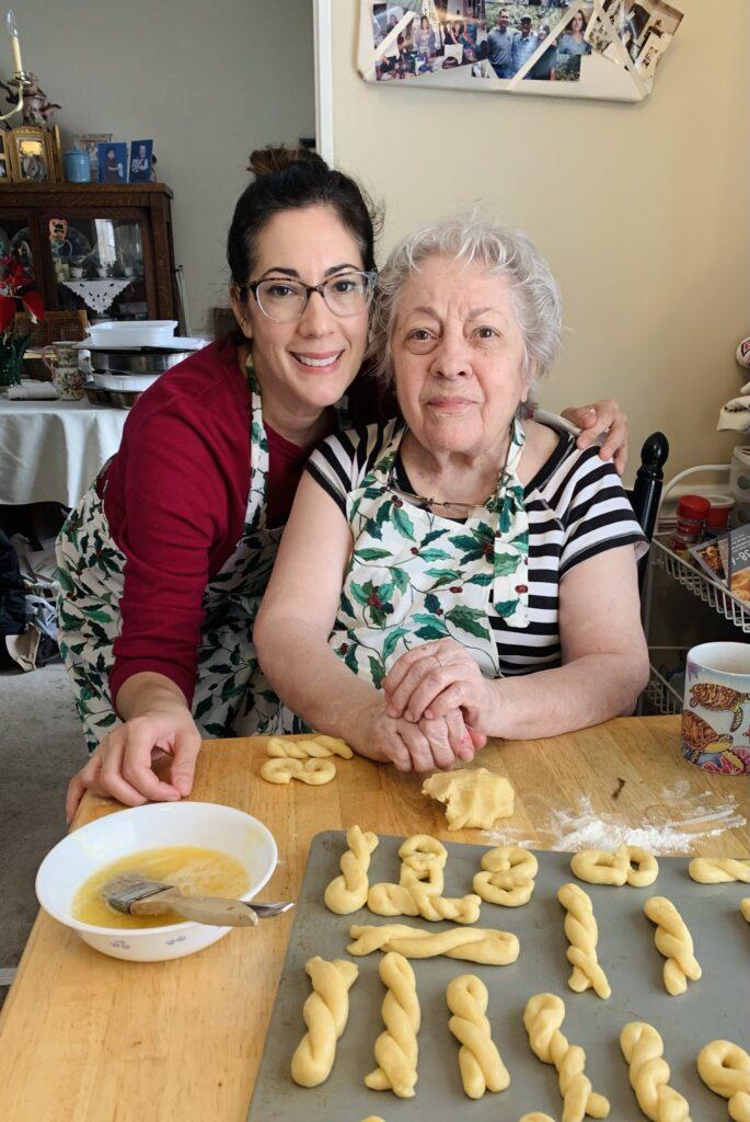 Greek Koulourakia Recipe